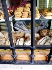Baked Goodies in the Albayzin.