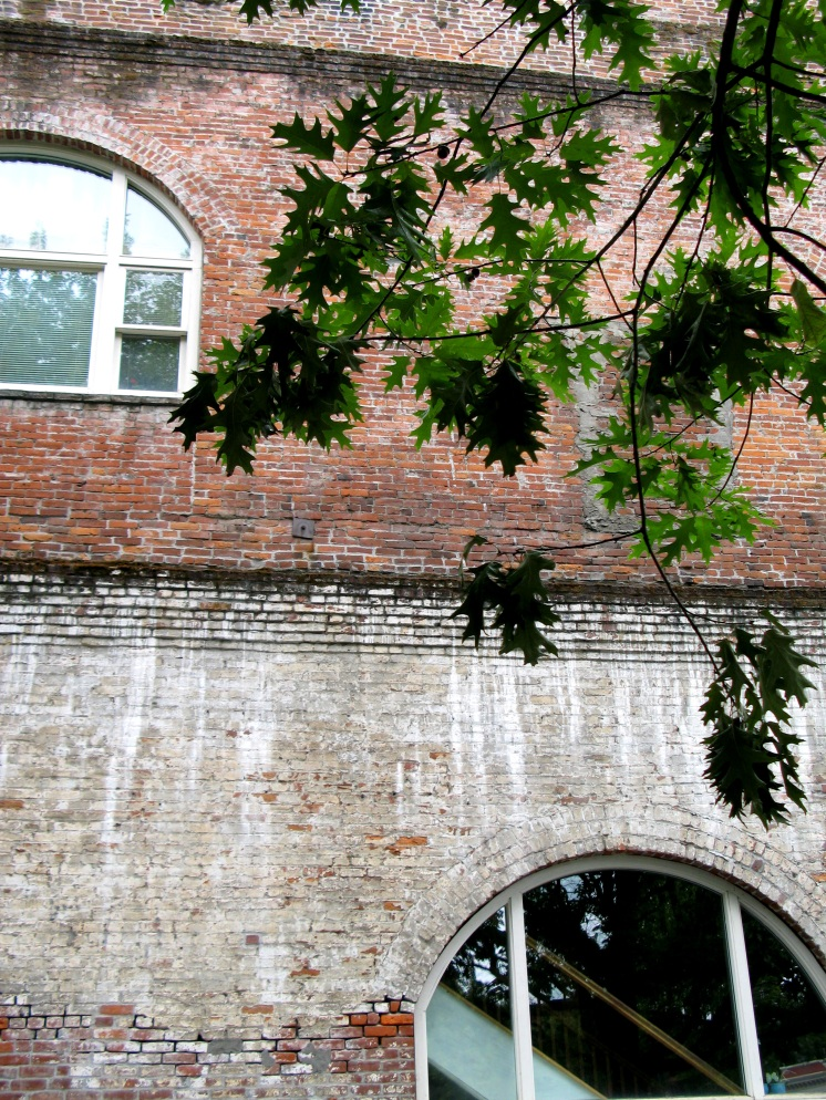 Building near the market in Portland, OR.