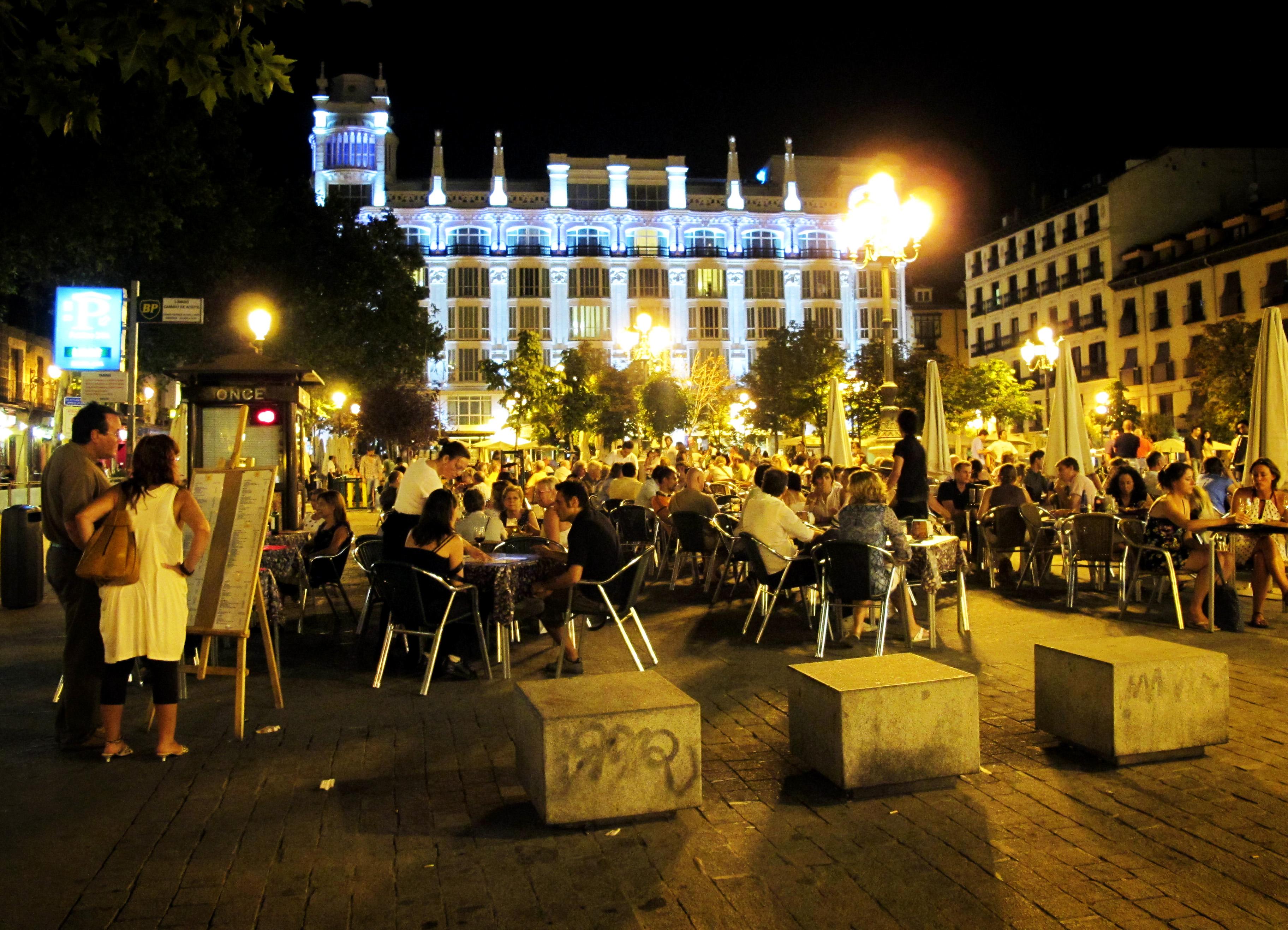 Tapas 24 Restaurant Barcelona Spain