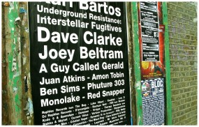 Posters, Brick Lane, London. February 2008.