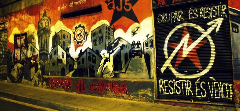Gracia graffiti