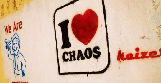 I Love Chaos