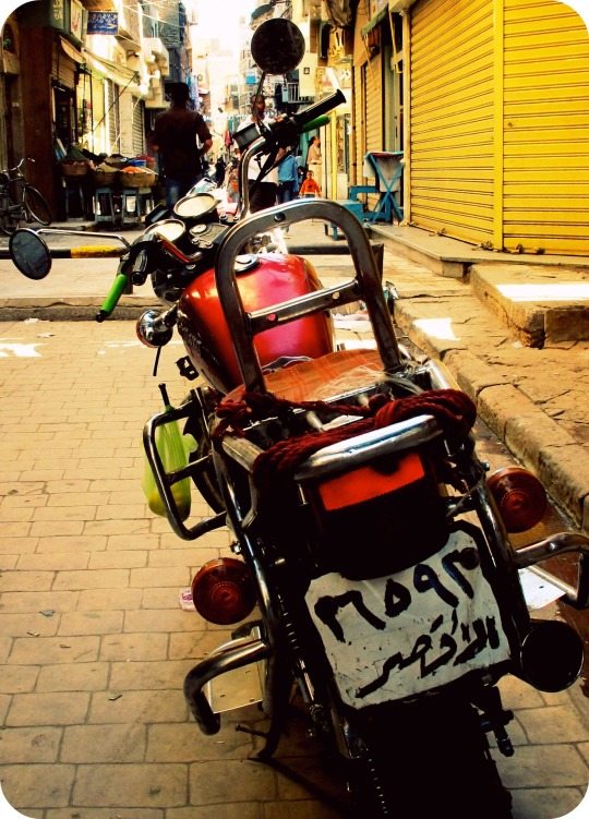 egyptian motorcycle