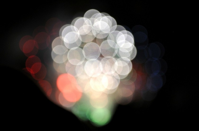 abstract explosion-rounded