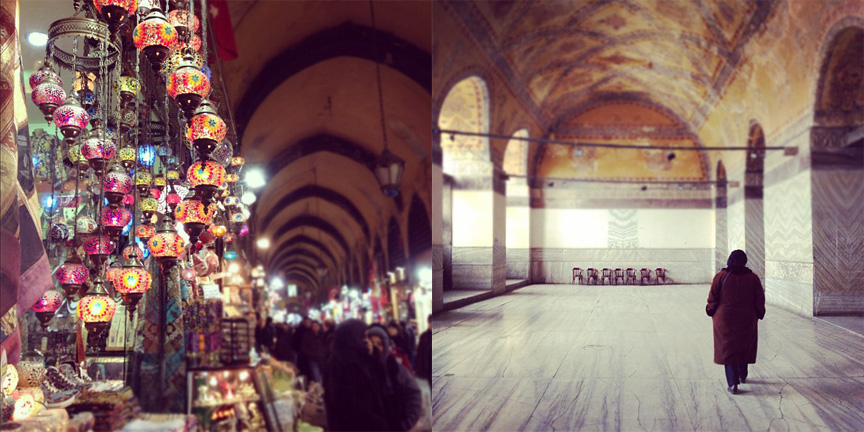 Istanbul Instagram Header
