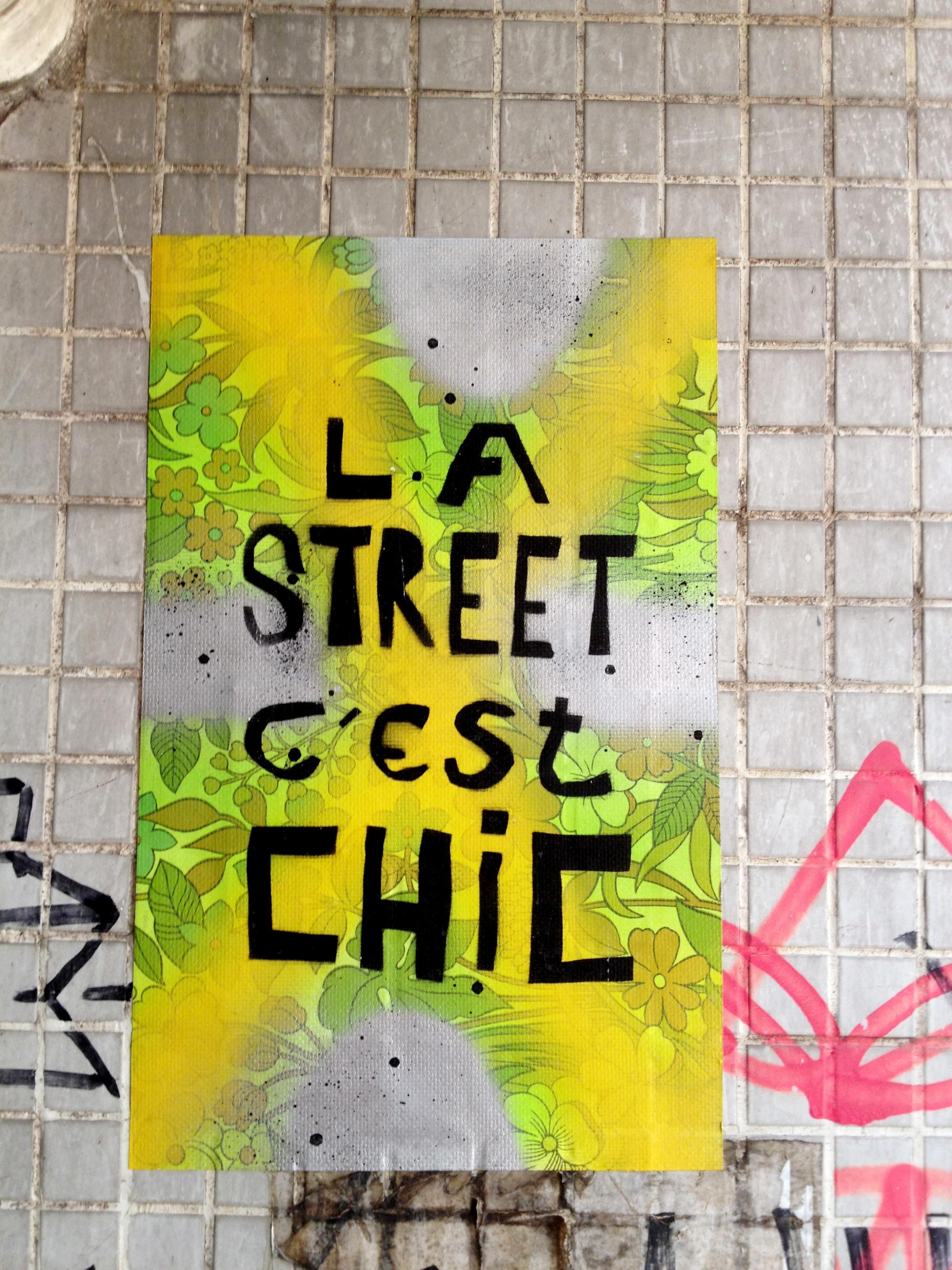 La Street C'est Chic