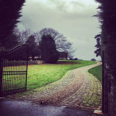 Leybourne Castle, Kent, England.