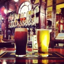 Princess Louise pub, London.