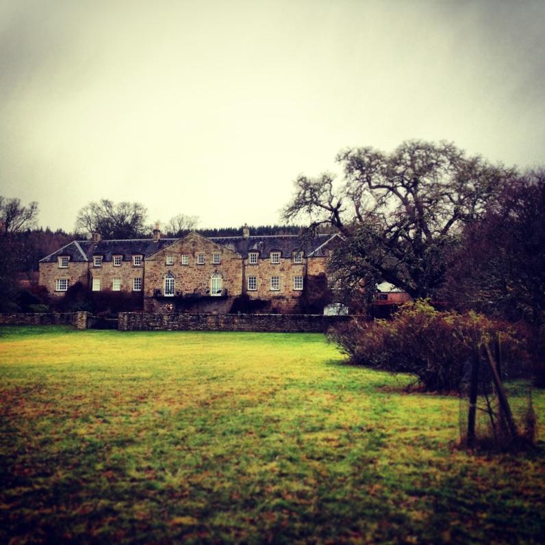 Brahan Estate, Scotland.