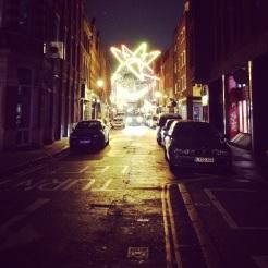 Covent Garden, London.