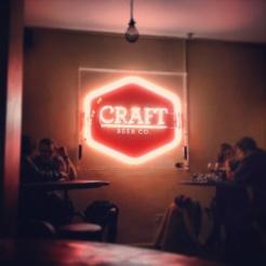 Craft Beer Co., Brixton, London.