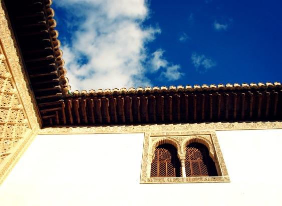 Corner and Sky