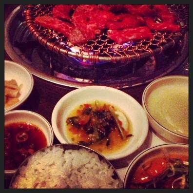 Don's Bogam, Koreatown