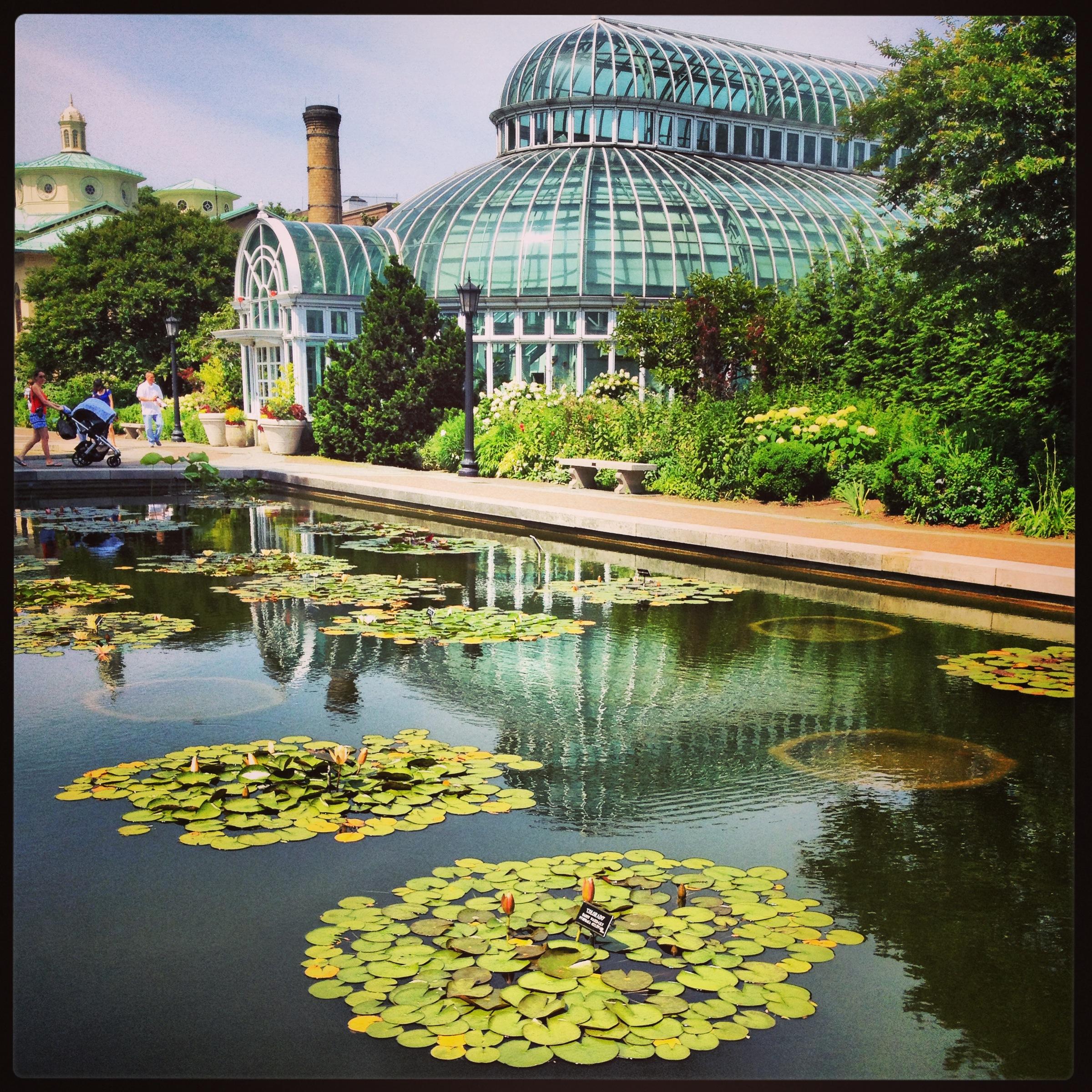 Brooklyn Botanic Garden Cheri Lucas Rowlands