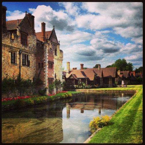 Hever Castle, Kent.
