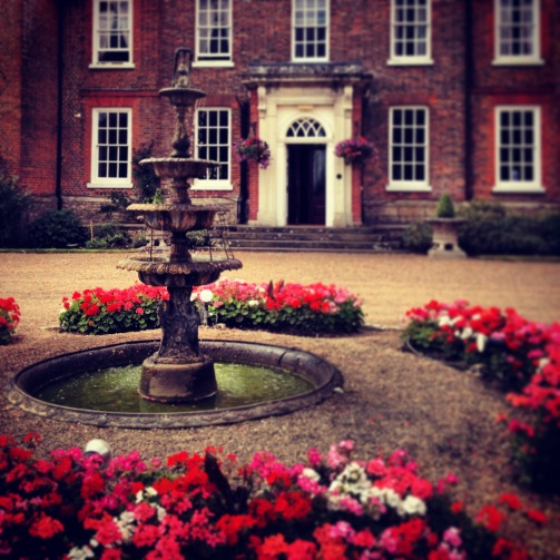 Chilston Park Hotel. Lenham, Kent.