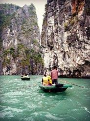 En Route to Vung Vieng Village