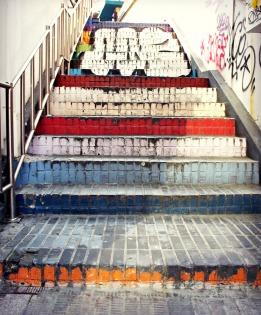 Hongdae Steps
