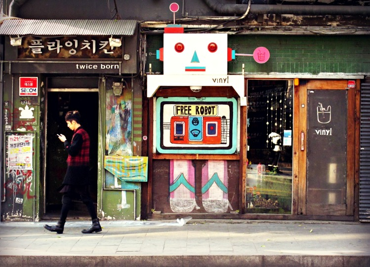 Hongdae Storefront