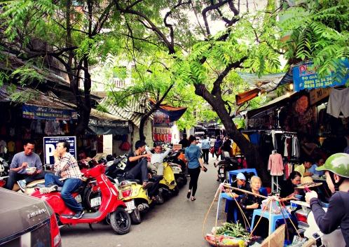 Leafy Street