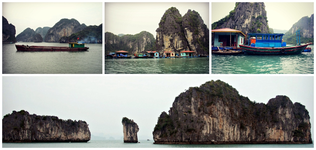 Scenes From Halong Bay