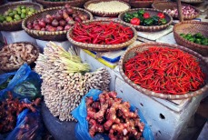 Goodies at Dong Xuan Market