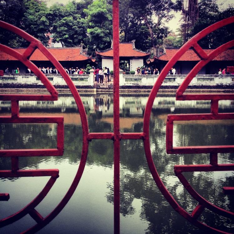 Temple Symmetry