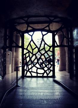 Exit, La Pedrera, Barcelona.