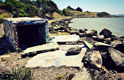 Albany Bulb, East Bay