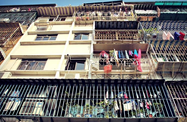 Residences in Macau.