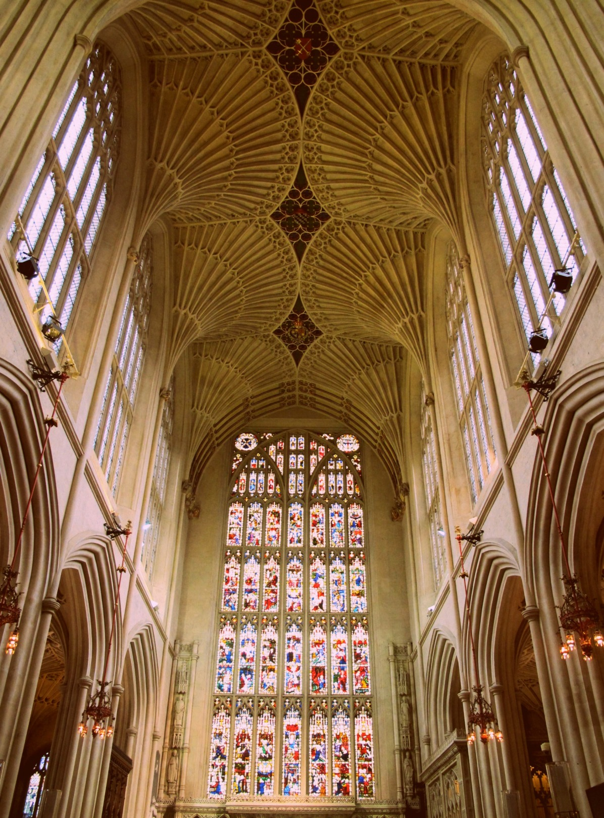 Bath Abbey, Bath, England