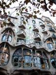 Casa Batllo, Barcelona, Spain