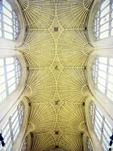 Bath Abbey, England