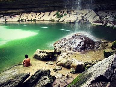 Hamilton Pool, Dripping Springs, Texas