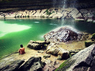 Hamilton Pool, Dripping Springs, Texas