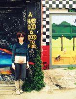 Katie, Clarion Alley