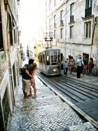 Elevador, Lisbon, Portugal