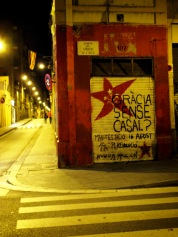 Gracia, Barcelona, Spain