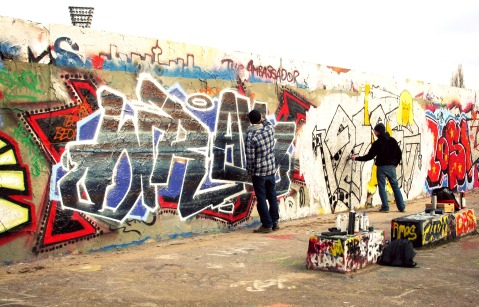Hinterlandmauer, Berlin