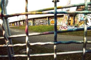Hinterlandmauer, Prenzlauer Berg, Berlin