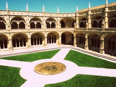 Monasterio de los Jeronimos, Belem, Portugal