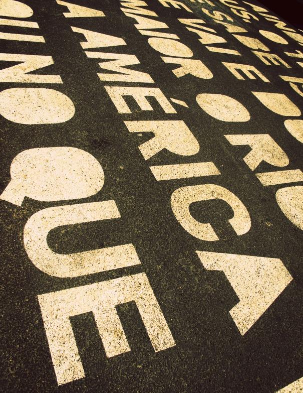 parking-lot-words-belem-waterfront-portugal