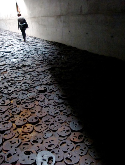 Memory Void, Jewish Museum, Berlin
