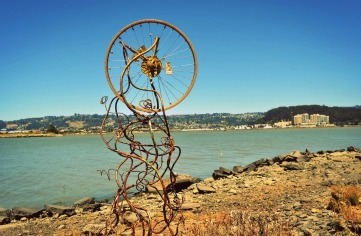 Albany Bulb, East Bay, California