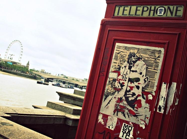Embankment, London