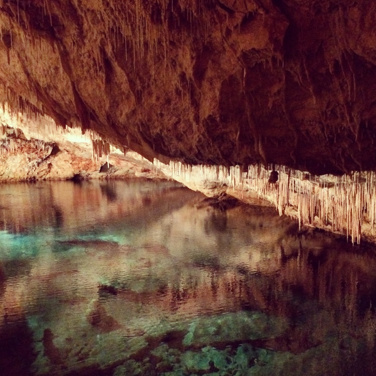 Crystal and Fantasy Caves in Hamilton Parish.