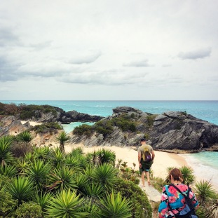 South Shore Trail, Bermuda