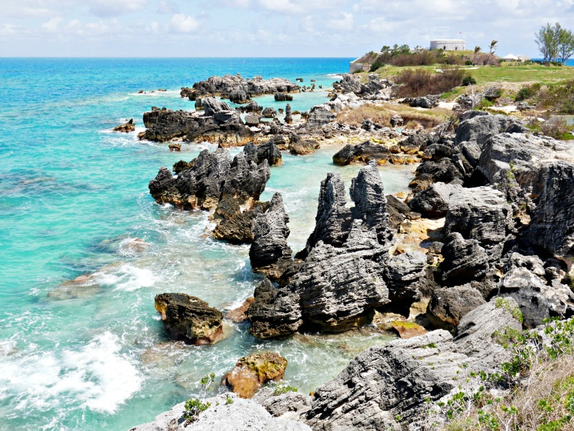 Near Tobacco Bay, St. George's Parish, Bermuda