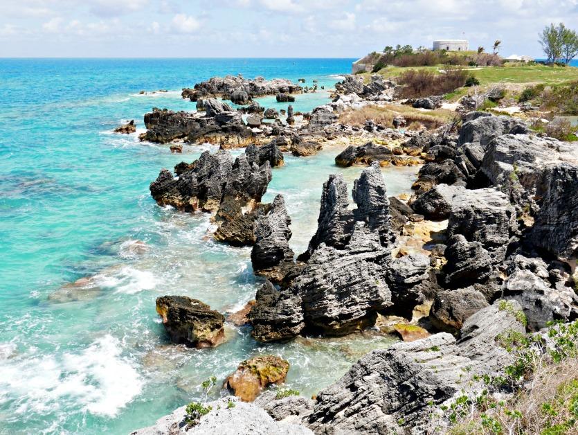 Near Tobacco Bay, St. George's Parish, Bermuda