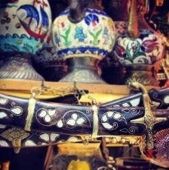 Swords, Grand Bazaar, Istanbul